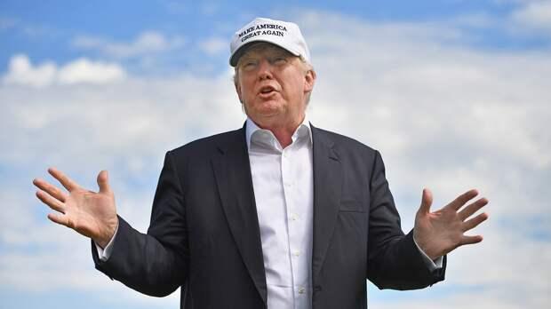 Трамп поздравил нетот штат спобедой вСупербоуле