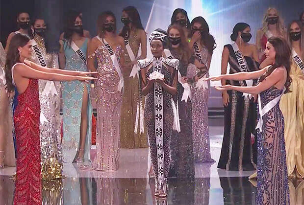 Miss Universe 2020: The Winner Is...