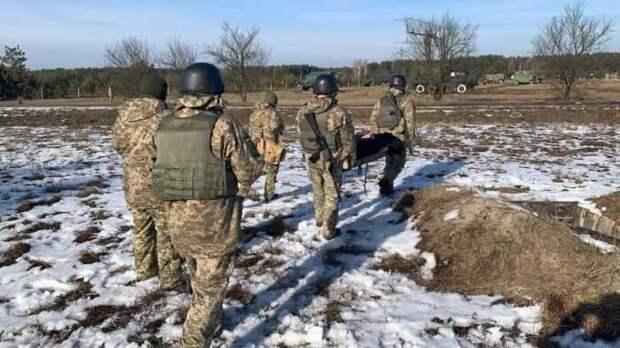 Украина начала признавать потери под Горловкой