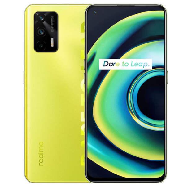 Анонсированы смартфоны Realme Q3 5G и Realme Q3 Pro