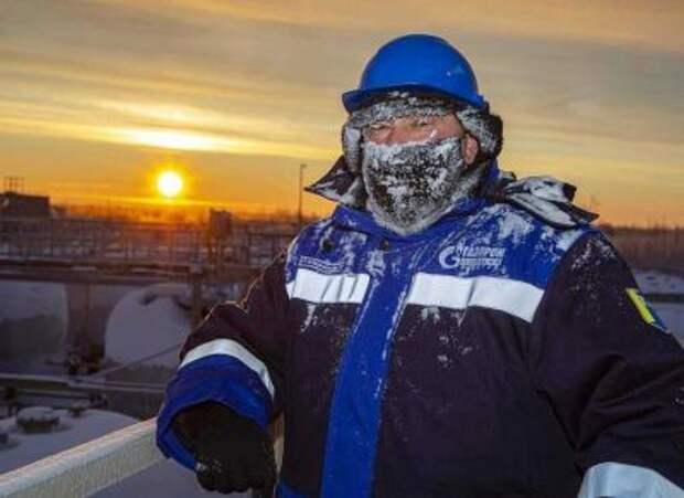 """С начала 2021 года """"Газпром"""" увеличил добычу газа на 6,9%"""