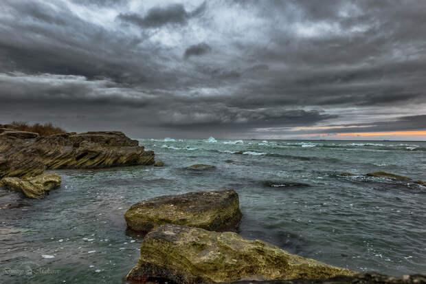 В результате глобального потепления уменьшится Каспийское море
