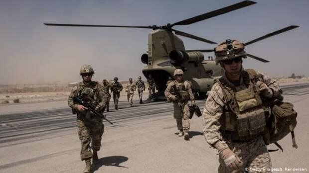 Китай выступил против вывода войск США изАфганистана