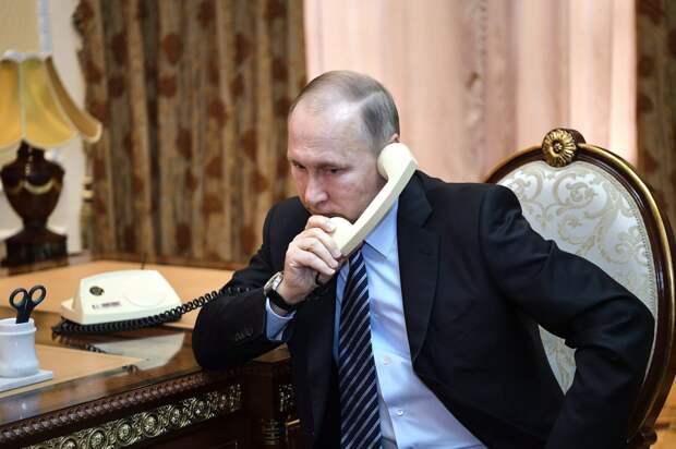 """Президент Парагвая позвонил Путину, чтобы поблагодарить за поставки вакцины """"Спутник V"""""""