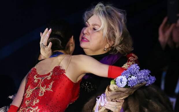 Тарасова: «Я два года назад сказала, что Загитова не вернется в большой спорт. Надо верить моим словам»