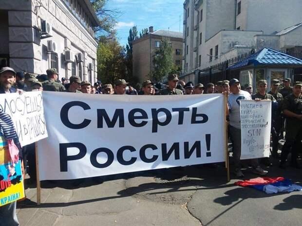 Россию окружают огнем, но она уже реагирует