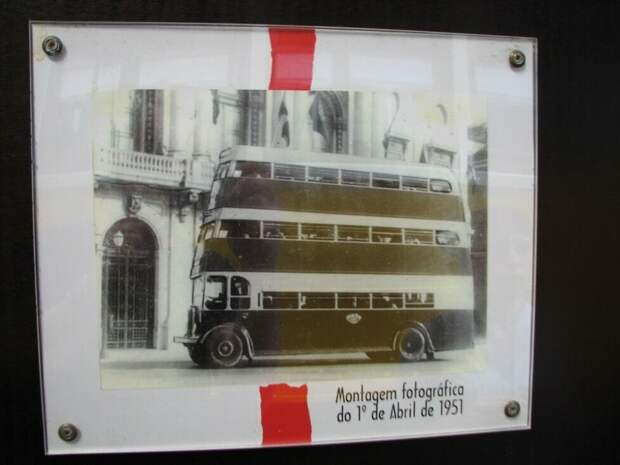 Многоэтажные автобусы. Вымысел или реальность?