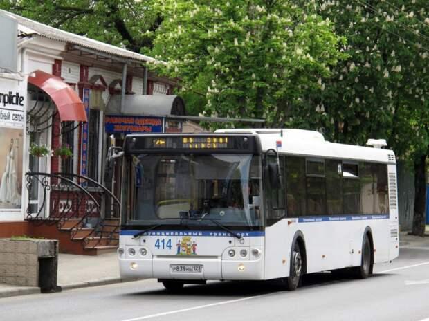 В Краснодарское трамвайно-троллейбусное управление закупят 11 новых автобусов