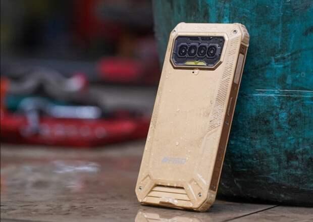Китайский смартфон с аккумулятором на 8000 мАч можно купить за $110