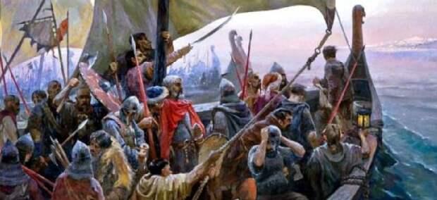 СКАНДИНАВСКИЙ МИР В ВИЗАНТИЙСКОЙ ЛИТЕРАТУРЕ И АКТАХ