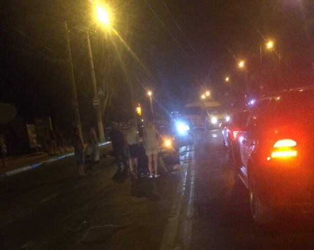 ДТП в Севастополе: продолжают «давить» на пешеходных переходах (фотофакт)