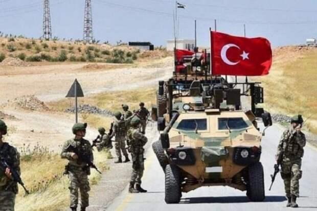 Дамаск пытался избавиться от террористов, а в итоге приходится биться с турками
