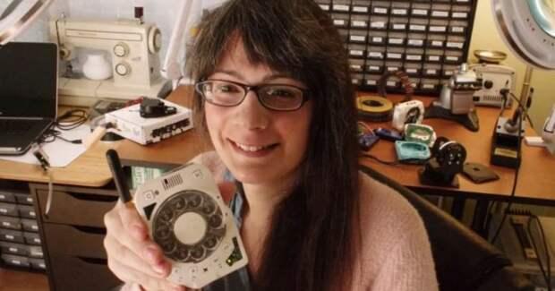 В США создали настоящий дисковый «бабушкофон» для любителей ретро