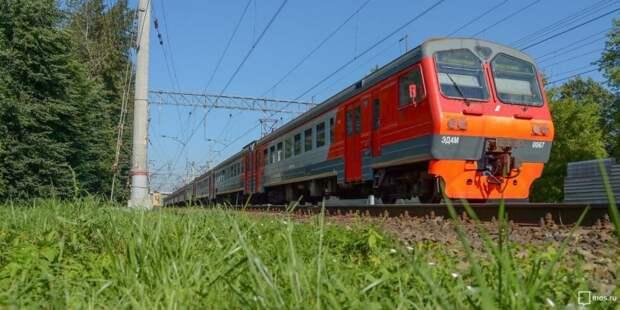 Расписание поездов Рижского направления изменится 2 августа
