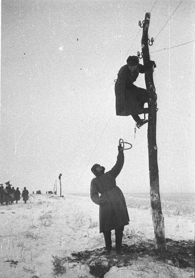 Шифровальная служба Советского Союза. Части 7,8