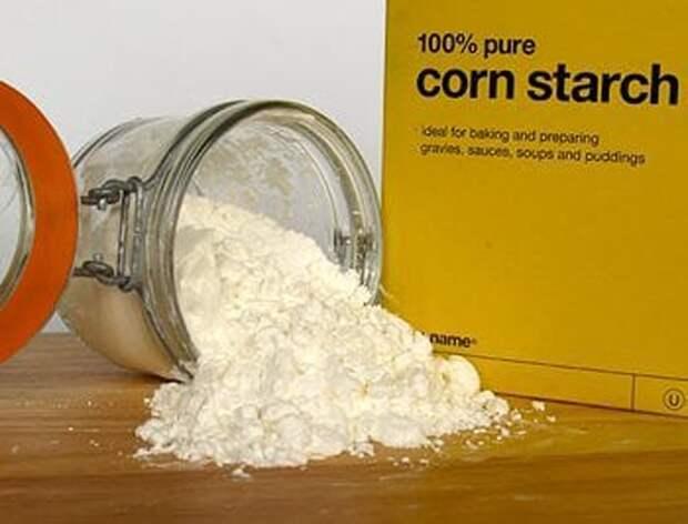 25 применений кукурузного крахмала за пределами кухни