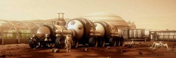 Законы марсианских колоний — какими они будут?