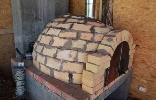 2 проверенных советских рецепта термостойкой замазки для печи