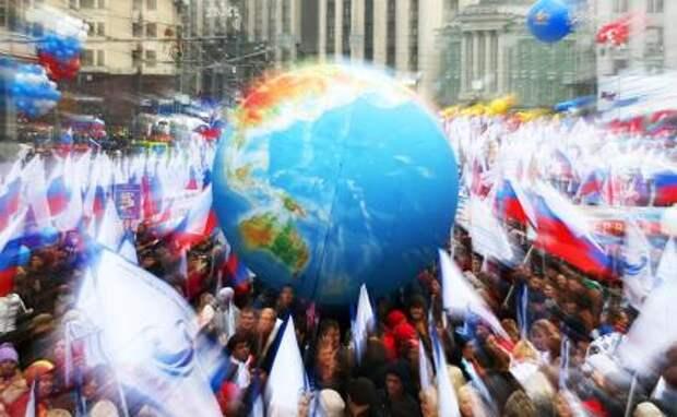 Россия в кольце врагов: Cоюзники и противники Кремля на постсоветском пространстве