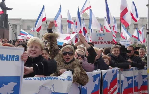 Отменен запрет на мероприятия в Крыму в годовщину присоединения к РФ