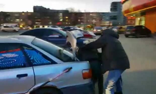 ВАрхангельске задержали блогеров, снимавших навидео инсценировку похищения человека