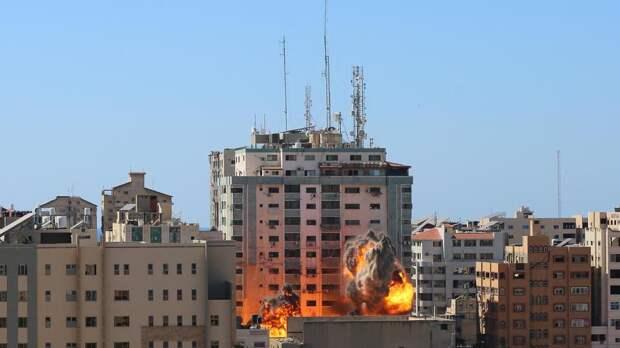 Комитет защиты журналистов призвал объяснять удар по офисам СМИ в Газе