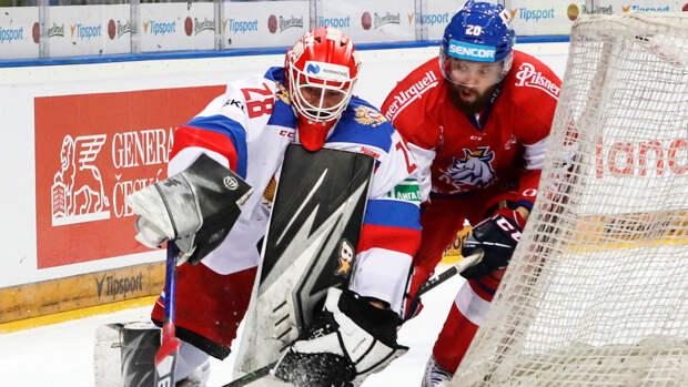 Сборная России проиграла команде Чехии, но выиграла Еврохоккейтур