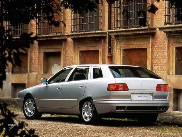 Maserati Cinqueporto. Вид сзади. авто, автодизайн, автомобили, дизайн, фотомонтаж, фотошоп, юмор, янгтаймер