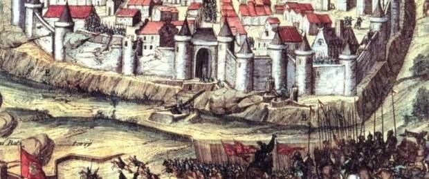 Посол папы Римского о русских крепостях и их защитниках ( XVI в.)