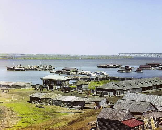 Редчайшие цветные фотографии Российской империи начала XX века
