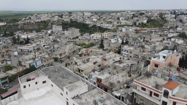 Делегация Госдепа США посетила северо-восток Сирии