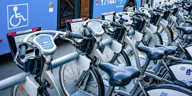 В Выхине-Жулебине 10 июля велопрокат подешевеет до 5 рублей
