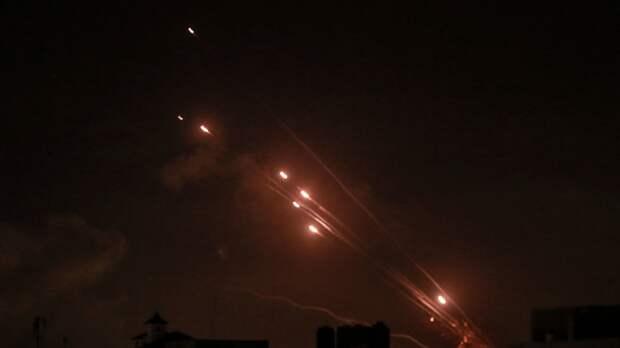 Сирены ПВО вновь заработали в Тель-Авиве после двухчасового прекращения огня
