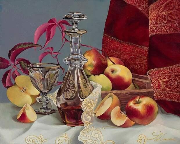 художник Ирина Романова-Лоренц (Ira Rom-Lorenz) картины – 29