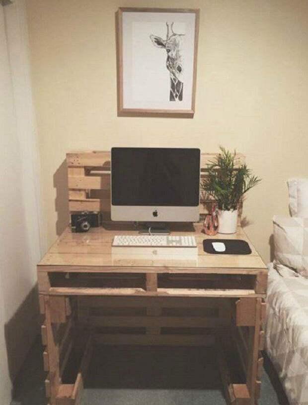 мебель из палет своими руками