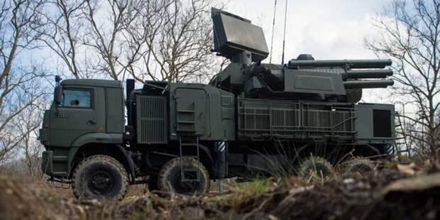 Много ли у нас систем ПВО? ЗПРК «Тунгуска» и ЗРПК «Панцирь»