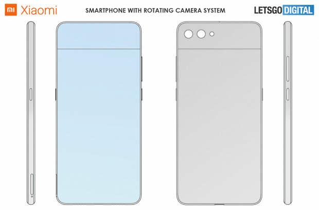Xiaomi подсмотрела у Nokia 3250 и Nokia 5700 поворотную конструкцию. Ничего подобного в индустрии смартфонов пока не было