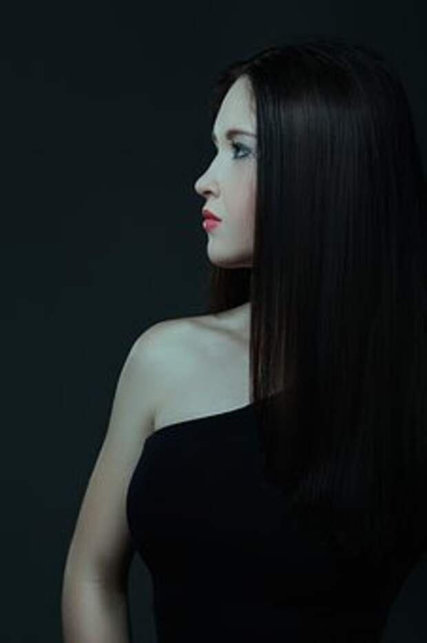 Портрет, Девушка, Pin-Up Girls, Гламур