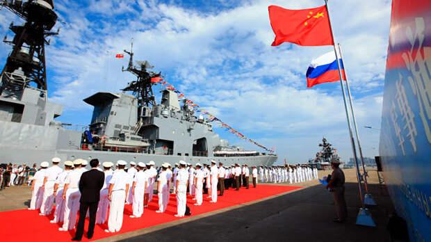 Новый военный союз: Секрет России и Китая