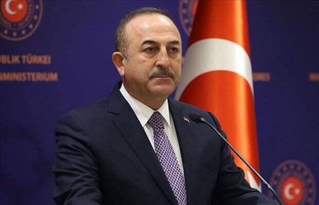 Главу МИД Турции назвали «министром колонии»: неудачная шутка овакцинировании
