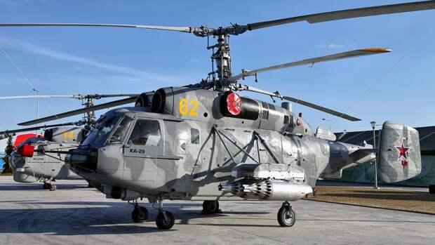 Винтокрылые «лошадки»: вертолеты Ка-29 возвращаются в строй