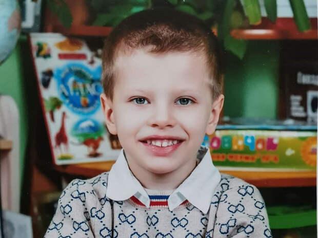 Помогите Елисею справиться с редкой болезнью. Шанс на жизнь – 13,5 млн