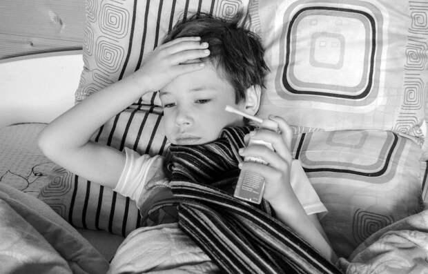 Заболеваемость ОРВИ в Удмуртии вновь перешагнула эпидемический порог