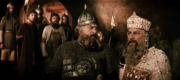 Кадр из фильма Илья Муромец