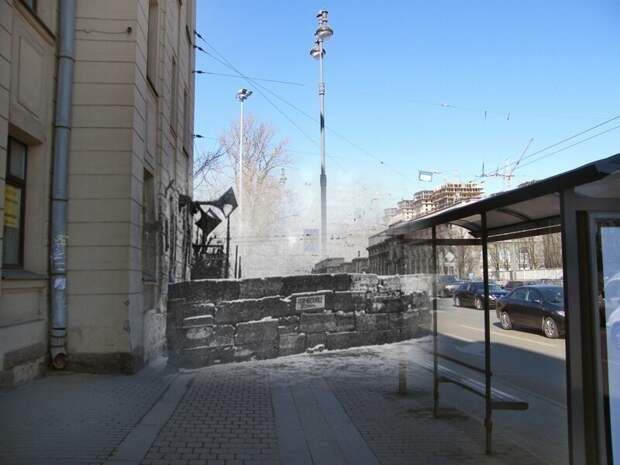Ленинград 1942-2009 Московский-81 Баррикада блокада, ленинград, победа