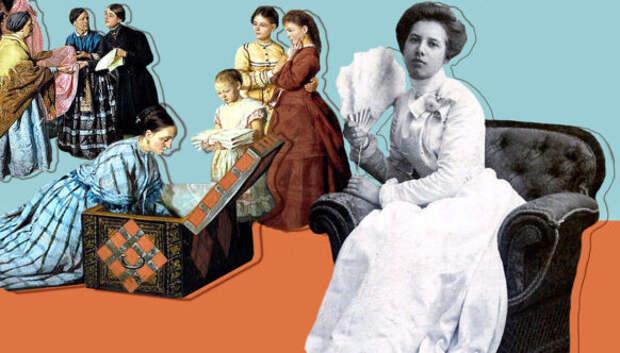 Что нужно было женщине на Руси, чтобы выйтизамуж?