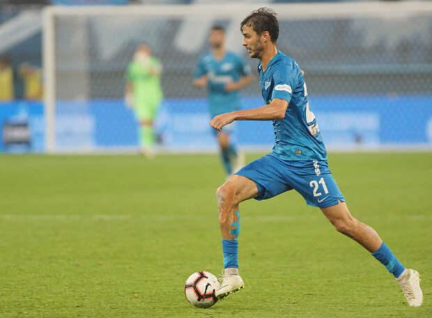 Ерохин возвращается в сборную. Черчесов включил в список 7 игроков «Зенита»