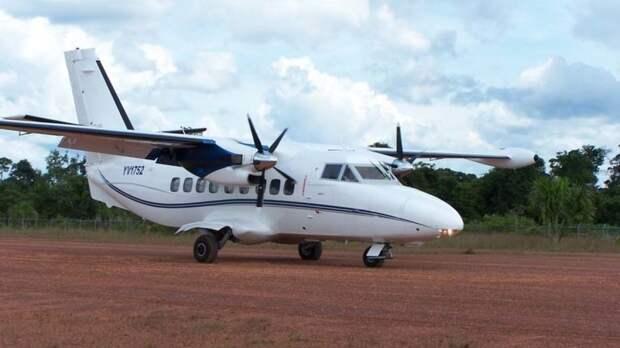 Упавший в Кузбассе самолет последний раз ремонтировался в апреле