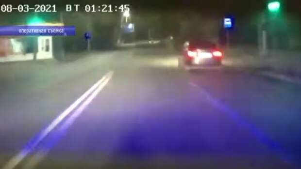 Пьяный водитель без прав устроил в Саратове гонку с полицейскими, появилось видео