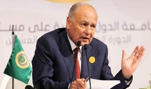Генсек Лиги арабских государств: «Это всё плохо кончится для Турции»